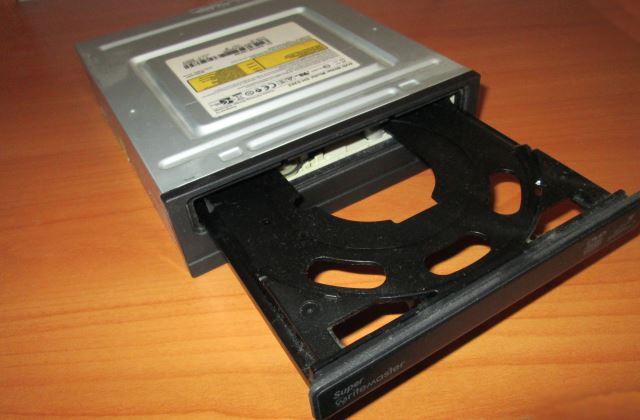 Оптический привод системного блока