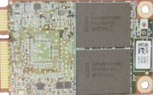 SSD PCI-E Mini Card